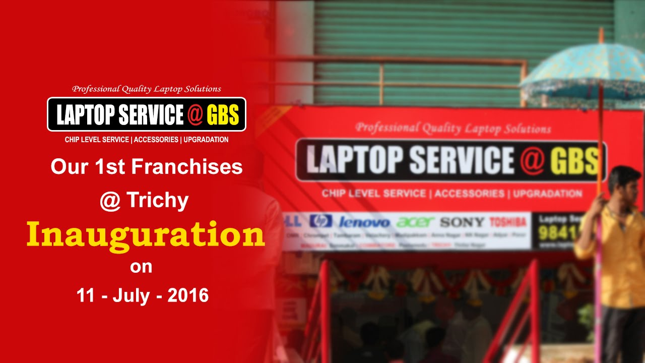 Laptop Service Center in Trichy | +91 9841581155 | Laptop