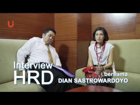 Interview HRD - Dian Sastrowardoyo (tayang 18 April 2017)