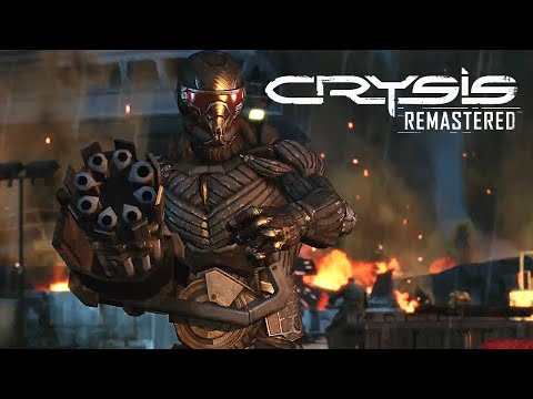 Crysis Remastered - Official 4K Launch Trailer