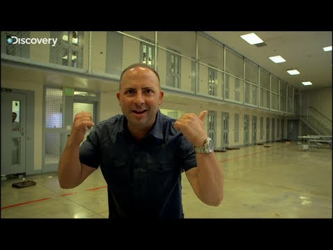 Inside Guadalupe Correctional - Inside the Gangsters' Code