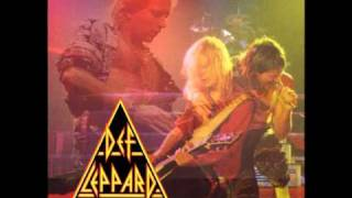 Def Leppard - Rock Rock Till You Drop (Live 1987 San Diego)