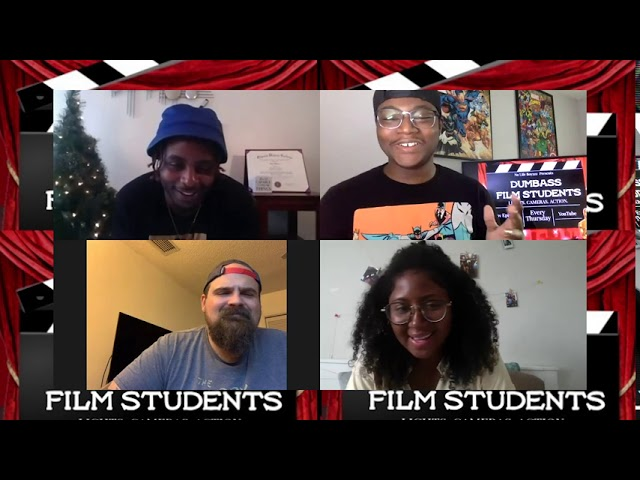 #DumbAssFilmStudents | Ep. 19- DJANGO; SEE YOU YESTERDAY; GLORY feat Belle Guillory