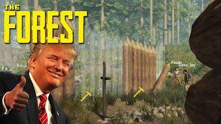 Baixar Verteidigungswall 🎮 The Forest Multiplayer #3