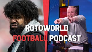 Fantasy Football 2019: Game-by-Game Fantasy Advice for NFL Week 1 | Rotoworld Football Podcast