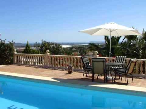 Huis te koop busot alicante zeezicht villa met zwembad for Te koop inbouw zwembad