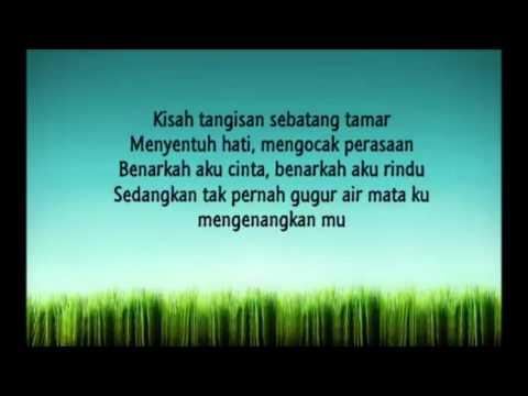 Tangis Sebatang Tamar-Minus One By Harry Aziz