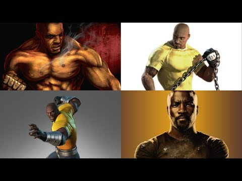 Evolution Of Luke Cage In Marvel's Ultimate Alliance Games (2006 - 2019)