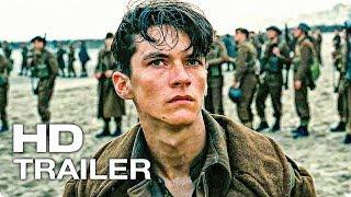 Дюнкерк — TV-Ролик + Русский Трейлер #2 (2017) [HD] Военная Драма (16+)