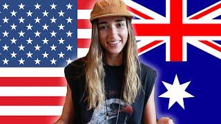 AUSTRALIAN GUESSING AMERICAN SLANG