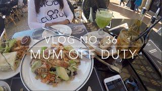 Vlog No. 36 - Mum Off Duty (Filipino vlog with subtitles)