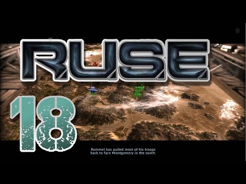 I forgot I had this! I thought I uploaded this! | RUSE Mission 18