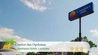 Comfort inn opelousas - hotels, louisiana