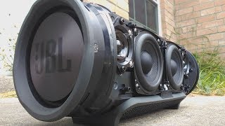 JBL Xtreme DSP OFF | Bass I love you [2018]