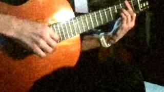 Серенада Трубадура (Луч солнца золотого) на гитаре