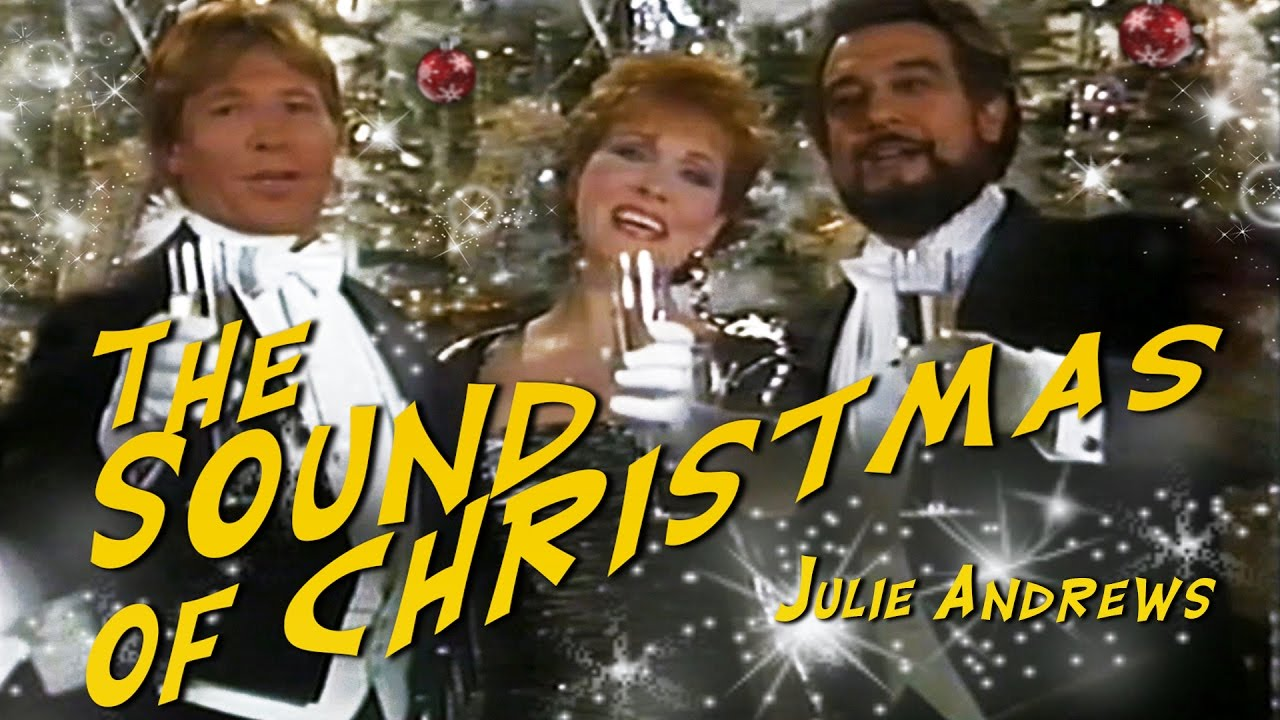 Sound Of Christmas.Julie Andrews The Sound Of Christmas 1987 Hd