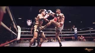 Muay thai -  motivation training / knockouts / techniques (2017)