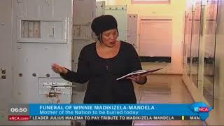 Poet Lebo Mashile pays tribute to Winnie Madikizela-Mandela