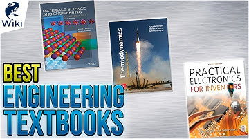 10 Best Engineering Textbooks 2018