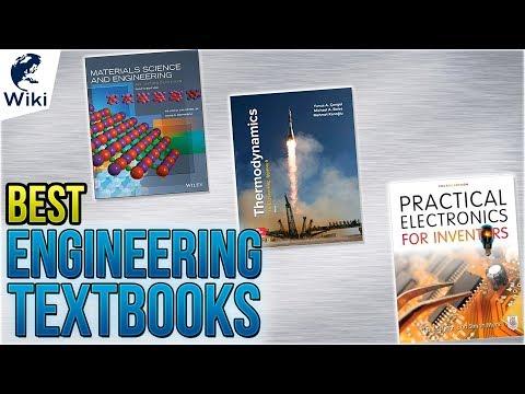 10 Best Engineering Textbooks 2018