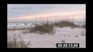 Anna Maria Island - HD Beach Footage -  Barrier Island - Florida Beach - HD Stock Footage