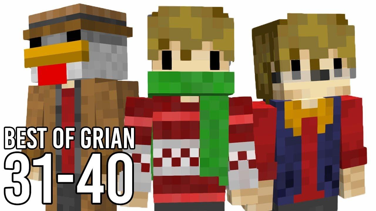 Hermitcraft 10: BEST OF GRIAN (Episodes 10-10)
