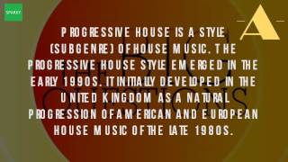 Progressive House Youtube - YT