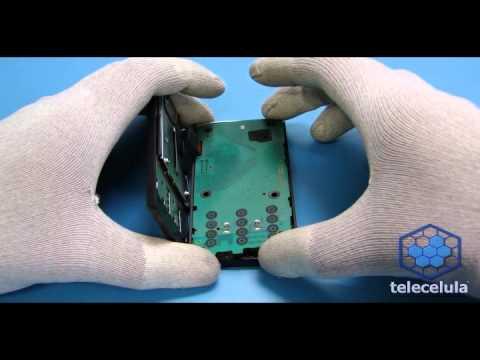 Tutorial de Desmontagem Nokia X3-00