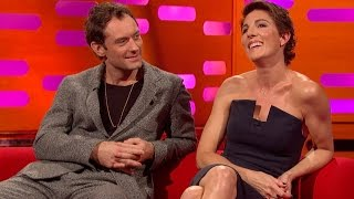 Advice from Tasmin Greig's father - The Graham Norton Show: Series 28 Episode 11 Preview - BBC One