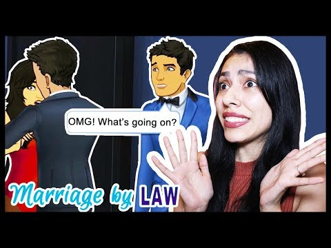 MY EXBOYFRIEND KISSED ME! - MARRIAGE BY LAW (Episode 7 - 8) - App Game