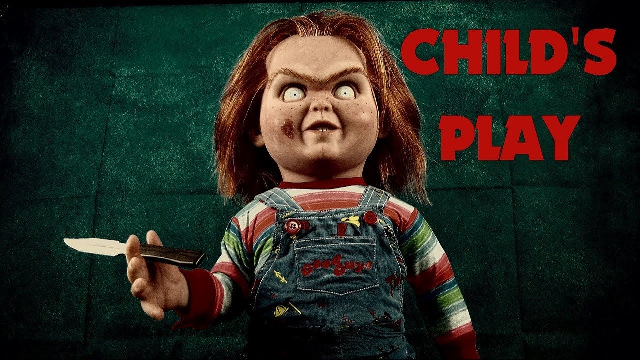 Childs Play Chucky 4K