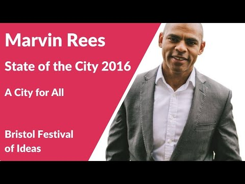 Mayor's Annual Lecture 2016: A City for All