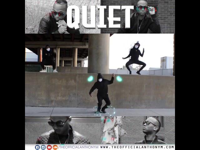 Anthony M. - Quiet Dance Challenge #QuietDanceChallenge