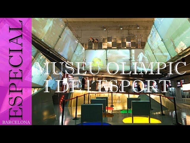 Museo Olímpico y del Deporte Joan Antoni Samaranch | Barcelona #5