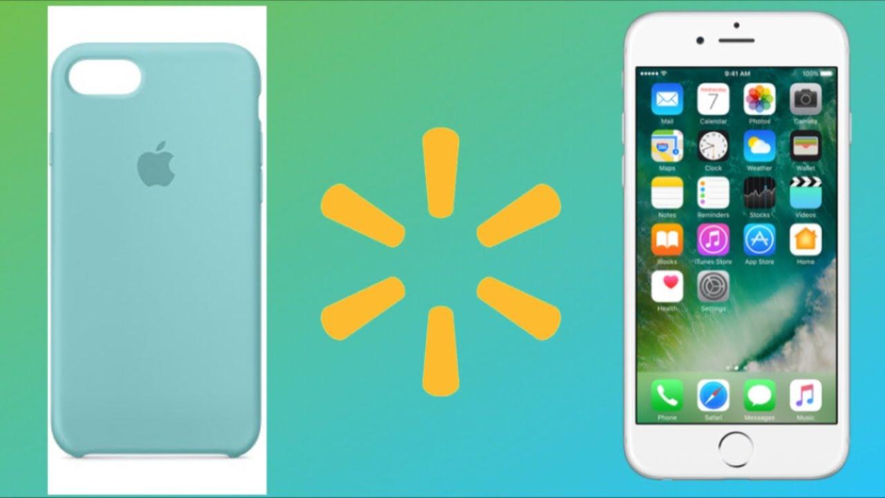 super cute 4592b 9dd3e Walmart iPhone Case!!