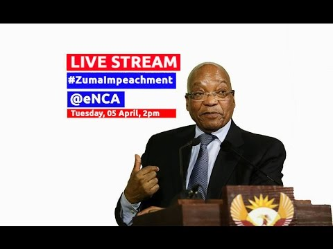 President Zuma to be impeached?