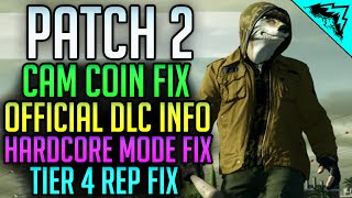 CAMERA COIN FIX! - BF Hardline Patch 2 Coming, Details & 1st Official DLC Info