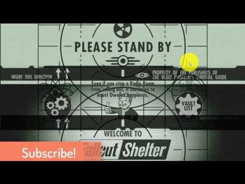 FALLOUT SHELTER SAVE EDITOR [IOS/ANDRIOD] FREE! 2017