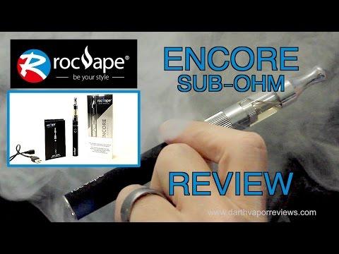 Rocvape: Encore Sub-Ohm Starter Kit Review