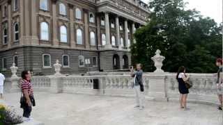 アキーラさん訪問①ハンガリー・ブダペスト・王宮の丘Budapest,Hungary