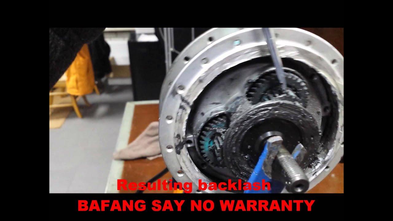 Bafang 8fun Rollerbrake Problems Youtube