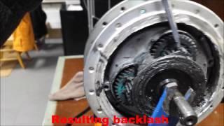 Bafang 8Fun rollerbrake problems