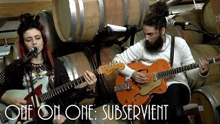 ONE ON ONE: Ninet Tayeb - Subservient February 25th, 2016 City Winery New York