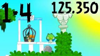 Angry Birds Seasons Marie Hamtoinette 1-4 by 3starsgoldenegg