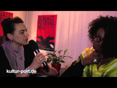 Dianne Reeves: ELBJAZZ Interview von Kultur-Port.de