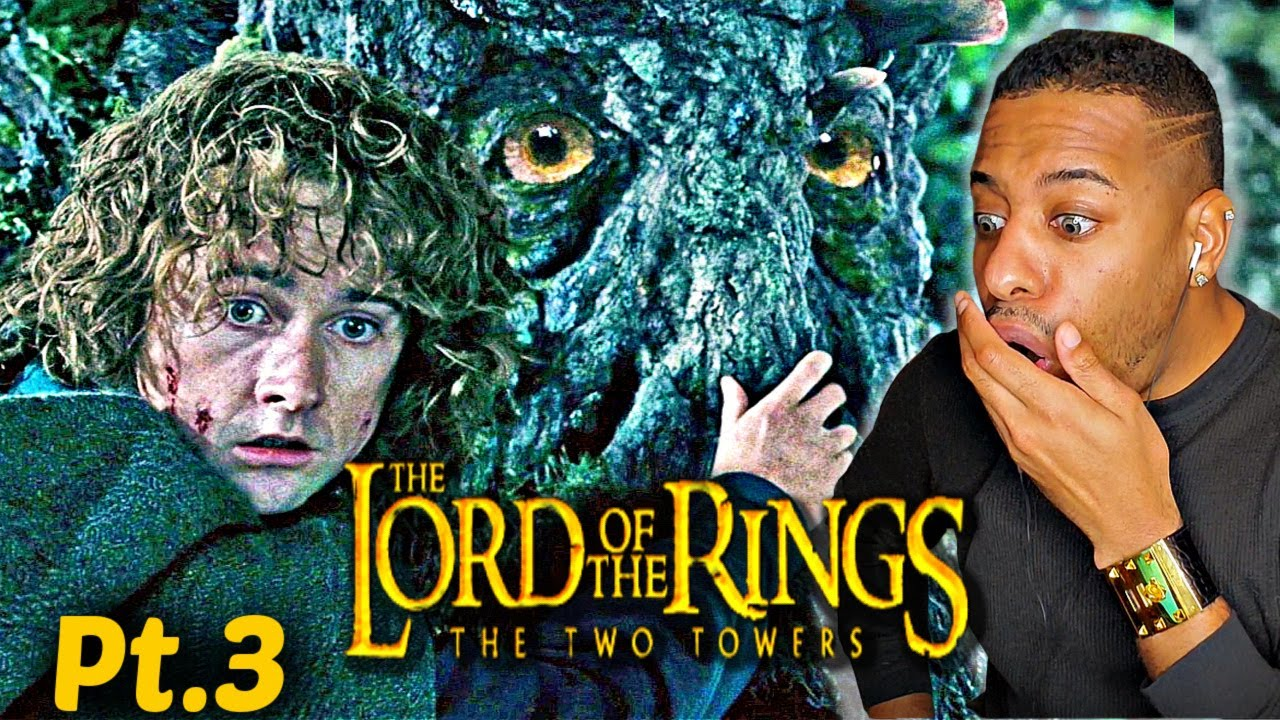 Download LORD OF THE RINGS: THE TWO TOWERS Pt.3 | FIRST TIME WATCHING| FULL Reaction | Review