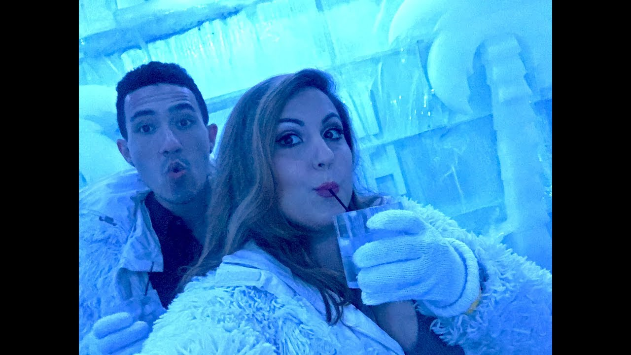 Drinkhouse Fire And Ice Bar Miami Beach