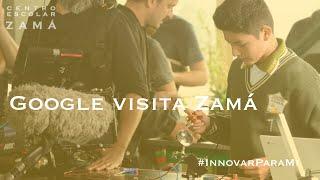 Innovar para mi - Google for Education en Zamá