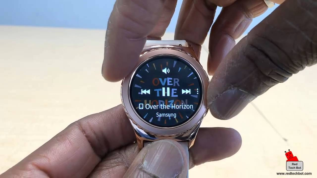Samsung Gear S2 SmartWatch Initial Setup and Review (Part ...