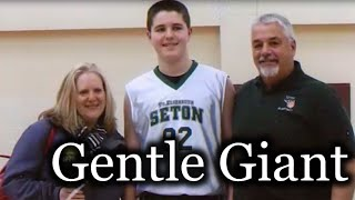 'Gentle giant.' - A promise story from because I said I would.