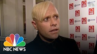 The Prodigy Singer Keith Flint Dies At Age 49 | NBC News